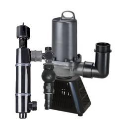 Pondmaster Skimmer Clarifier w/ Skimmer Pump