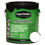 Liquid Rubber Waterproof Sealant White