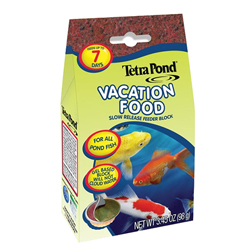 Tetra Vacation Food- Floating