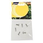 Laguna Pressure-Flo Head/Quartz Sleeve Flange Screws