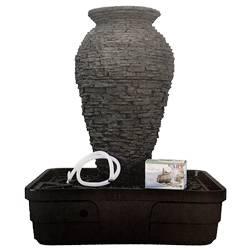 Aquascape Medium Slate Urn Fountain Kit