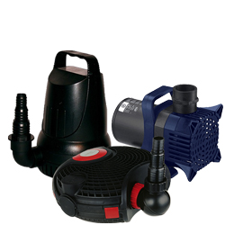 Alpine Water Pumps Category