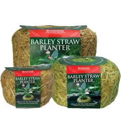 Barley Straw Planters