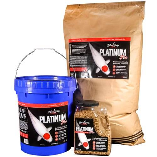 Blue Ridge Platinum Pro Fish Food