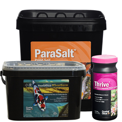 CrystalClear Fish Plant Care Category