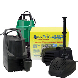 EasyPro Pumps Category
