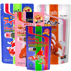 Hikari Goldfish Diet Category