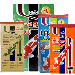 Hikari Koi and Pond Diet Category