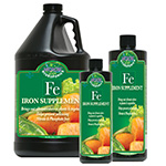 Microbe-Life Hydroponics Iron Supplement