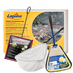 Laguna Nets and Netting Category