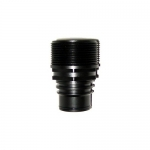 "Laguna PT-491 1 1/2"" Thread to Click Fit Adapter"
