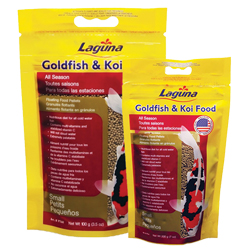 Laguna Premium All Season Koi & Goldfish Food - Floating