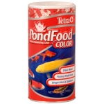 Tetra Pond Food Color Flaked Food - Floating