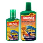 Tetra Pond Fish Treatment- Helps Fight Ick