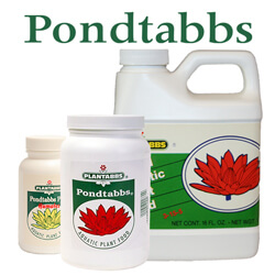 All Pondtabbs Products