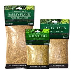 Summit Clear Water Barley Straw Flakes