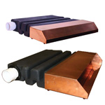 EasyPro Copper Spillway Attachments