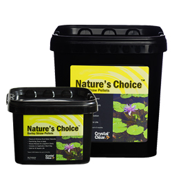 CrystalClear Nature's Choice Barley Straw Pellets