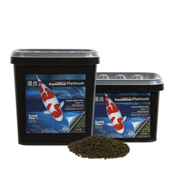 CrystalClear Platinum Fish Food
