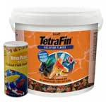 Tetra Flaked Food For Pond Fish - Floating