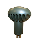 Laguna Cleaning Handle Knob for Pressure-Flo Filters (Each) (Old Style, GREEN) (MPN PT1495)
