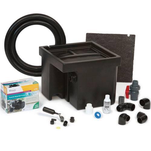 12 inch basin kit