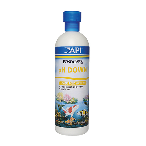 API Pond pH Down 16 oz. (MPN 170 B)