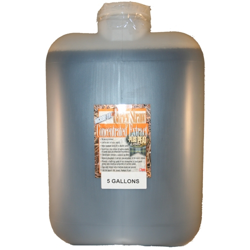Microbe-Lift Barley Straw Extract & Peat 5 gallons (MPN BSEP5G)