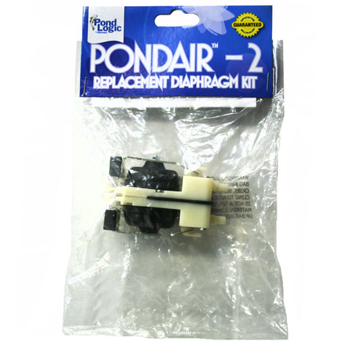 Pond Logic PondAir 2 Replacement Diaphragm Kit (MPN 120920)