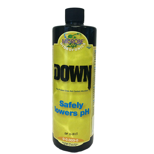 Microbe-Life Hydroponics pH Down 32 oz