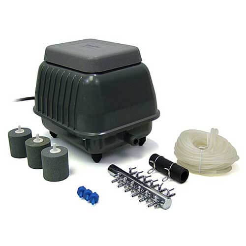 Laguna Aeration 75 Kit Fish Pond Air Pump Pt1624 Ebay
