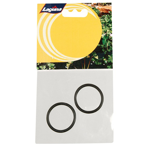 Laguna (2) O-Rings for Pressure-Flo 1000 & 2000 Quartz Sleeve (MPN PT1707)