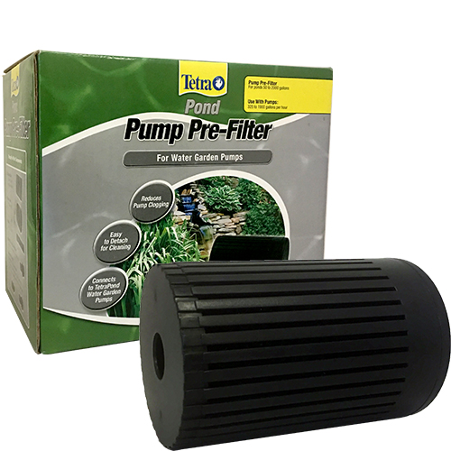 Tetra pump pre filter mpn 26579 best prices on for Pond pre filter