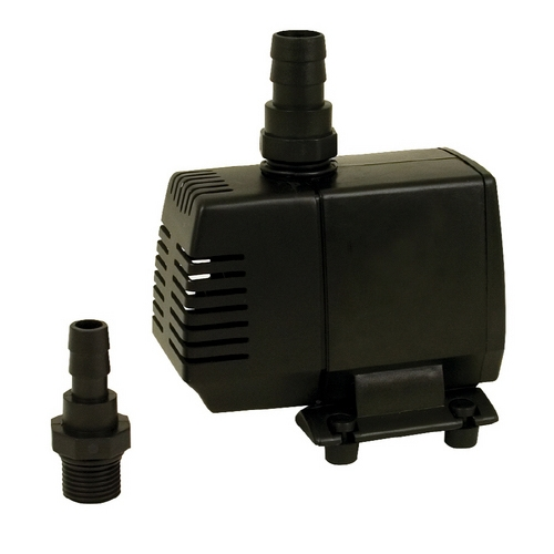 Tetra pond water garden pump 325 gph koi pond pump for Pond water pump