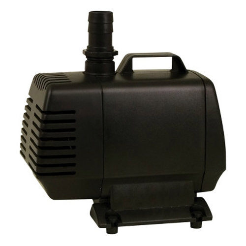 Tetra pond water garden pump 1000 gph koi pond pump ebay for Fish pond filter accessories