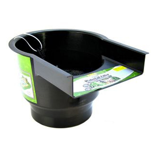 Tetra pond waterfall filter 1000 gph with 12 spillway ebay for Waterfall pumps and filters