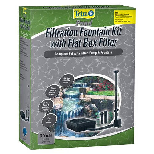 Tetra FK6 Filtration Fountain Kit (MPN 26598)
