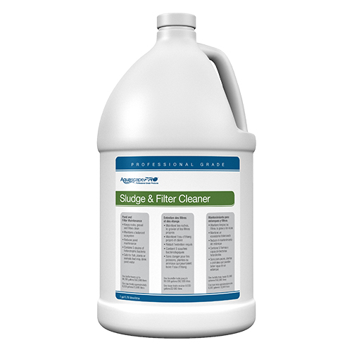 Aquascape pond sludge filter professional cleaner 1 for 100 gallon pond filter