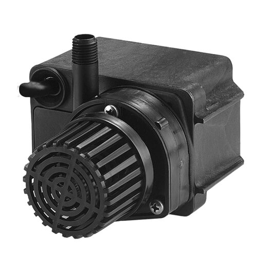 Little giant pe 2f pw premium direct drive pump for koi for Goldfish pond pump