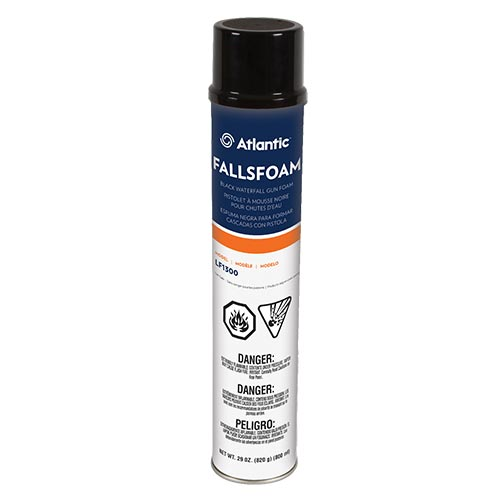 Atlantic Waterfall Foam 29 oz. spray can (MPN LF1300)