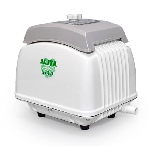 Alita air pump al 120 120lpm for koi goldfish pond ebay for Goldfish pond pump