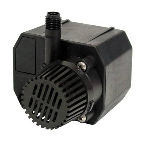 Beckett g535ag20 535 gph versa gold series pond pump ebay for Small pond pump filter combo