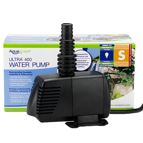 Aquascape Ultra Pump 400 GPH (MPN 91005)