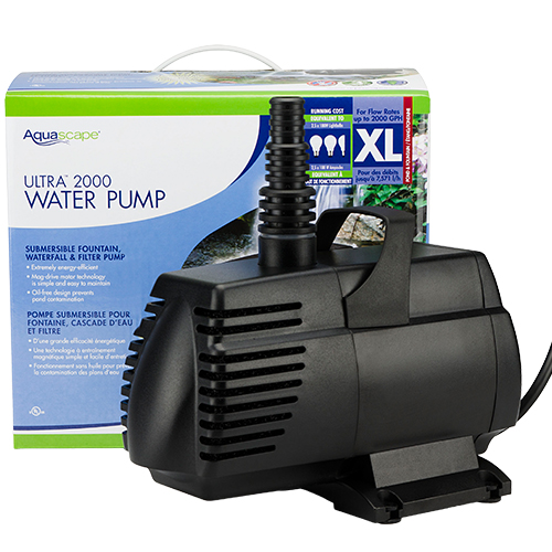Aquascape Ultra Pump 2000 GPH (MPN 91010) - Best Prices on ...