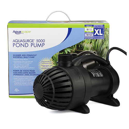 Aquascape Aquasurge 5000 Pump