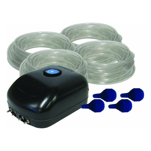 EasyPro Aeration Kit, Quad Diffusers (MPN EPA4)