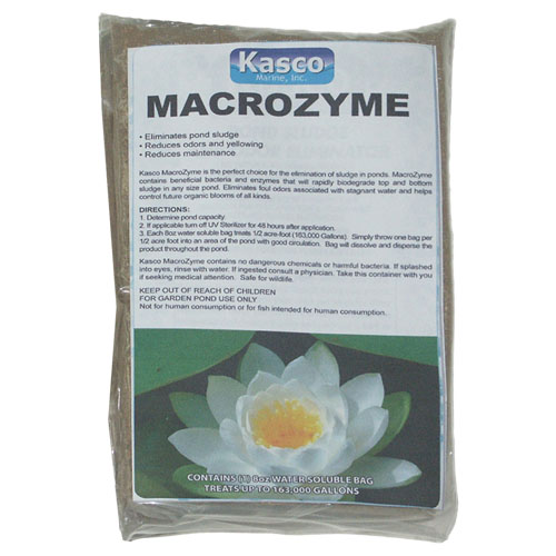 Macro-Zyme Beneficial Bacteria 8 oz Water Soluble Bag (MPN MZ8)