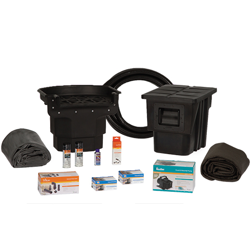 Atlantic small pond kit mpn pk161515 best prices on for Small pond kits