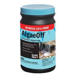 CrystalClear Algae-Off 2 lbs + 25% free (MPN CC074-2)