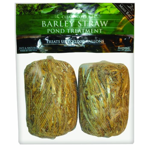 Summit Barley Straw Pond Treatment 2 pk (MPN 125)